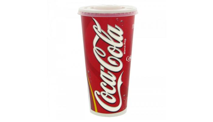 Boissons - Gobelet Coca-cola