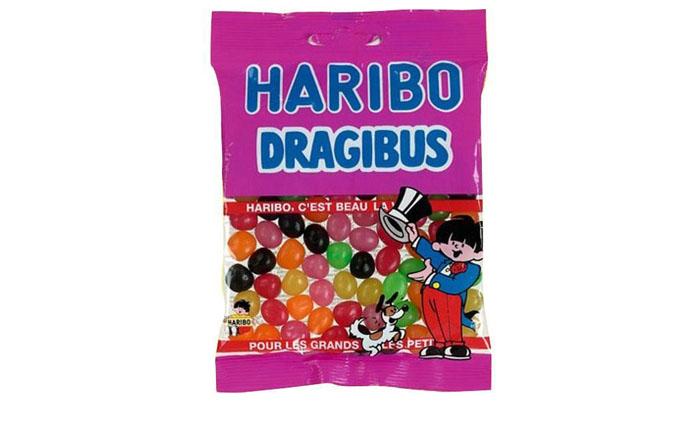 HARIBO DRAGIBUS