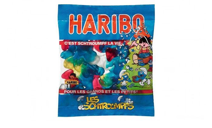HARIBO SCHTROUMPF