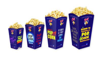 Gobelet Pop corn tout format