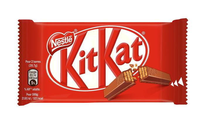 Nestlé - KITKAT