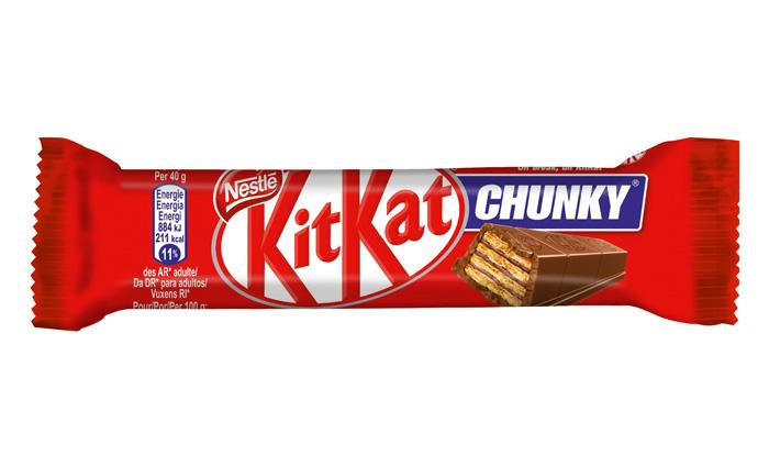 Nestlé - KITKAT Chunky