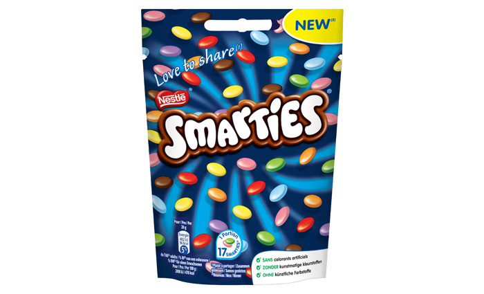 Nestlé - Smarties