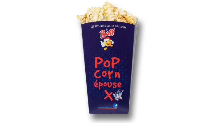 Pop Corn - Gobelet Taille Moyen