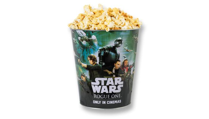 Pop Corn - Seau Métal Star War