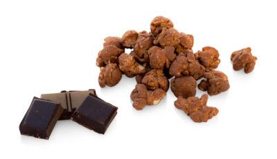 Recette Pop corn chocolat Be Choc