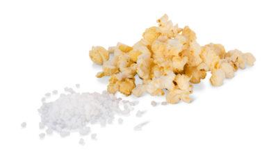 Recette Pop corn sucré