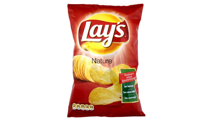 LAYS CHIPS NATURE